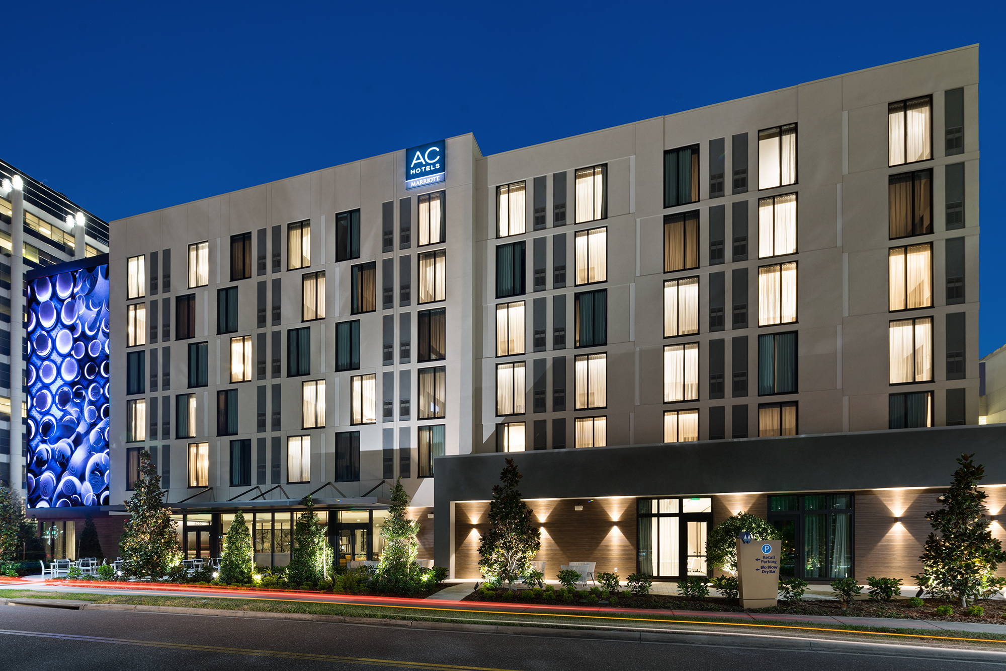Prisa Group Ac Hotels By Marriott Tampa Airport Westshore Fl